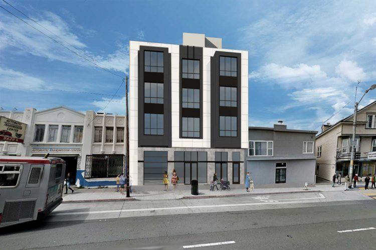 Multi-Family Housing – Mission Street San Francisco