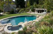 Clarke Residence pool