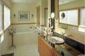 El Cerrito House interior bathroom