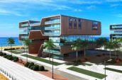 Monterey building exterior rendering